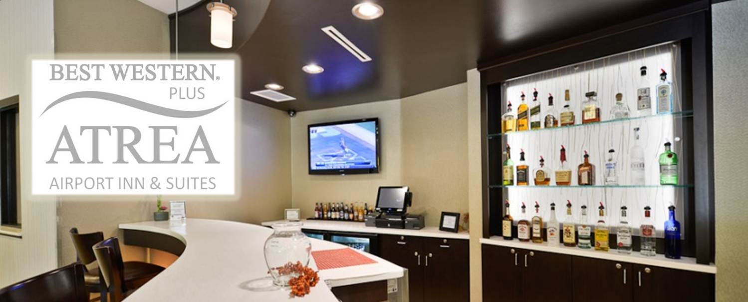 Picture of BEST WESTERN Atrea's inhouse Bar
